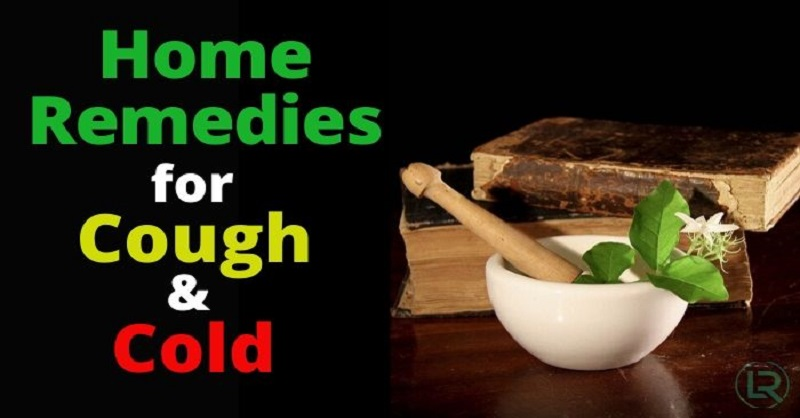 Simple but Highly Effective Remedies for Your Cough and Cold